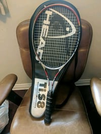 Head Titanium Ti Series Tennis Raquet & case Vancouver, V6P 2K9