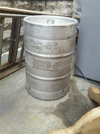 Beer Aluminum containers 15.5 keg
