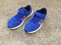 Boys under armour shoes size 13 Simpsonville