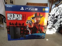 playstation 4 Red Dead Redemption Bundle ( Brand New) Las Vegas