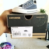 black and white Converse All Star low top sneaker Solomons, 20688