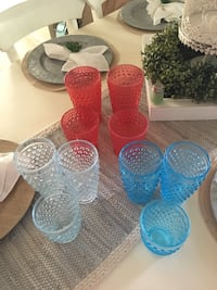 Acrylic Hobnail Drinking Glasses  Bakersfield, 93311