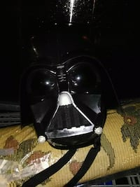 DARTH VADER MASK WITH VOICE BUTTONS 3732 km