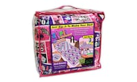 Zip It Bedding - Girls - Twin - Rocking Princess - 2 sets available Greenwich