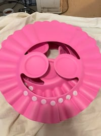Shower cap for toddlers and babies