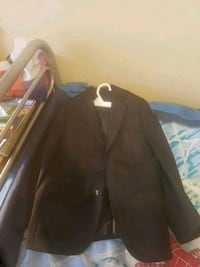 black and gray formal suit jacket Toronto
