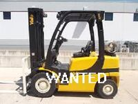 ISO Forklift 3-4000 pound lift Airville