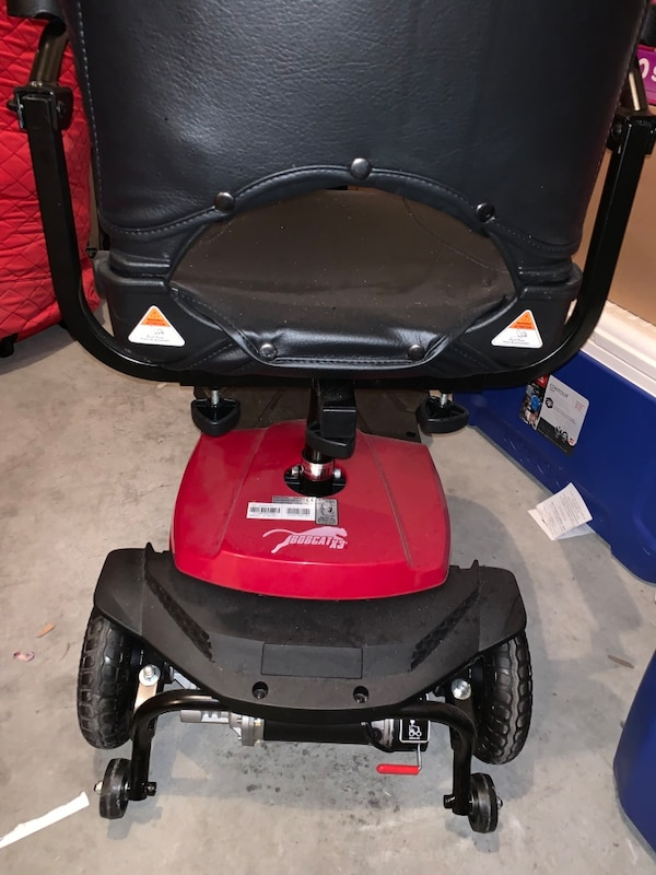 Drive Medical Bobcat x3 Compact Transportable Power Mobility Scooter 6991fd3d-fb44-4100-ad5f-1ad109bf6463