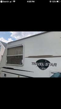 2008 Travel Star Trailer 18ft tall Toronto, M6M 2V5