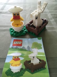 Lego Bunny and Chick New Market, 21774