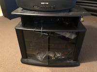 TV stand (black) Surrey, V4N 5R3