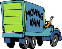 Moving services with two handymen Edmonton, T5E 2X9