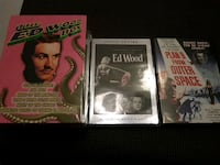 Ed Wood movie collection