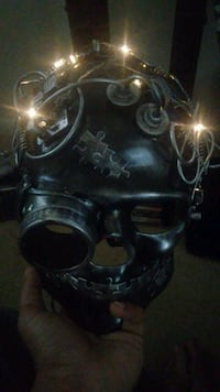Handmade Light up face mask Washington, 20032