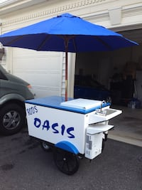 Small business: Push Cart Alexandria, 22309