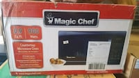 magic chief 900 watts  microwave oven Lancaster, 93536