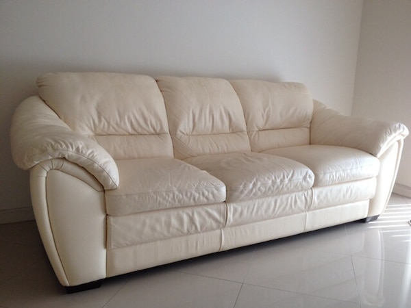 Used Leather Couches Sofas Natuzzi for sale in Sunny Isles Beach - letgo