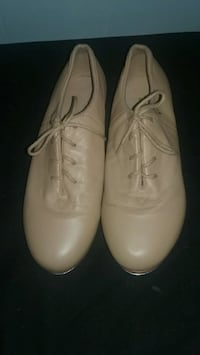 Tan tap shoes Nevada, 50201