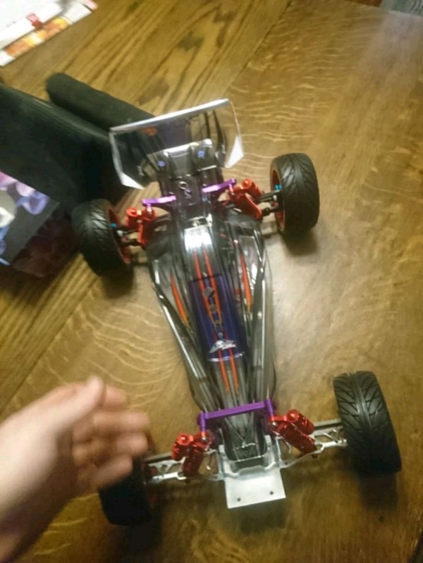 Traxxas bandit brand new fully upgraded