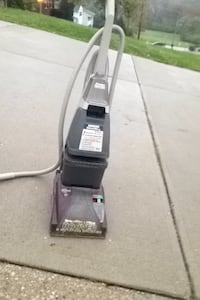 gray upright vacuum cleaner Cincinnati, 45231