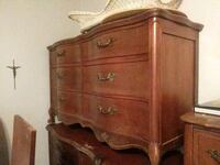 His and her dresser set vintage Panama City, 32405