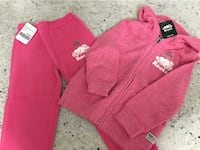 Girls size 3 Roots hoodie and pants Toronto