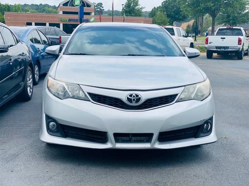 2012 TOYOTA CAMRY BASE 2