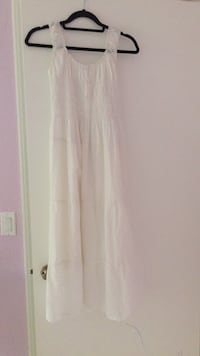 Cotton white dress-small Citrus Heights, 95621