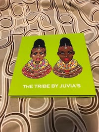 Juvia's Place the tribe eyeshadow palette  Port Moody