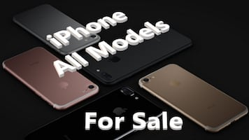 iPhone (All Models) For Sale and Repair