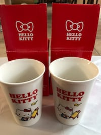 Hello Kitty Cups Newmarket, L3Y 7X2