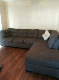 Still has tags Gray Sectional Seminole, 33772