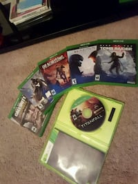 Xbox One games North Wilkesboro, 28659