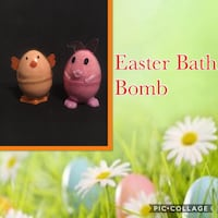 Easter Bath Bomb  Harker Heights, 76548