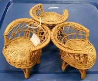 Wicker Doll Furniture  MINNEAPOLIS, 55414
