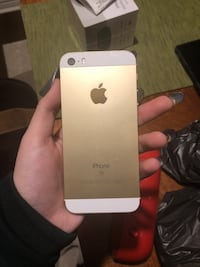 Gold iPhone se St Catharines, L2S 3Y3