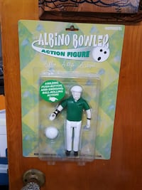 the albino bowler action figure Brookfield, 60513