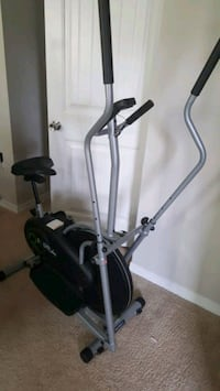 Body Rider Elliptical Trainer and Exercise Bike Cary