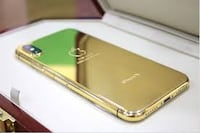 APPLE IPHONE X (24K GOLD) 256GB MILANO