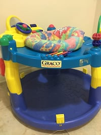 baby's blue and yellow activity center Vaughan, L4K 5G3