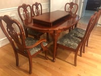 6 seating Table furniture  Germantown, 20874