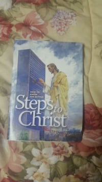 How to know him better steps to christ Dale City, 22193