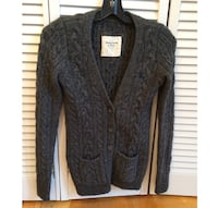 Brand new Abercrombie Wool Blend Sweater - Small Toronto, M2J