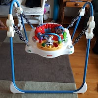 Fisher price baby jumper Mississauga