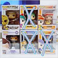 PRICES ARE FIRM, PICKUP ONLY - BRAND NEW FUNKO POPS  Toronto, M4B 2T2