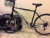 Black and green cannondale  New York, 11208