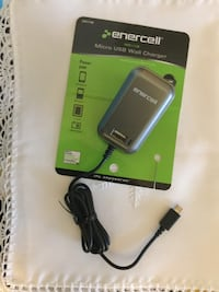 Black and gray mini usb charger , use for cell phone, MP3 player , I Pad , Digital  Camera , and other Alexandria, 22311