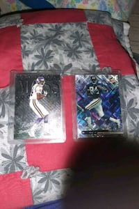 Randy moss one autographed football collectables