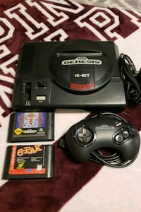Sega genesis and games Krum, 76249