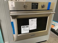 1 YR Warranty! Frigidaire Single Wall Oven Built In Stainless Steel #2215 Gilbert, 85233